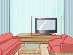 How To Build An Interior Wall How To Make A Man Cave With Pictures Wikihow