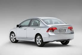 gas mileage for 2007 honda civic 2006 2011 honda civic vs 2004 2009 mazda3 which is better
