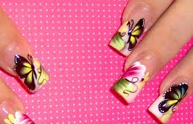 nail art nail design ideas easy polish for 4th of july short