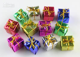 light up decoration gift boxes decorations