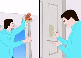 how to plane a door 7 steps with pictures wikihow