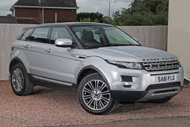 car range rover used range rover evoque review auto express