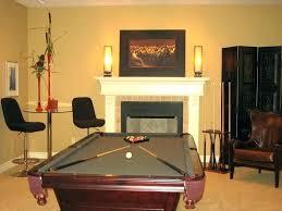Billiard Room Decor Pool Table Room Decorating Ideas Billiard Room Wall Decor Interior