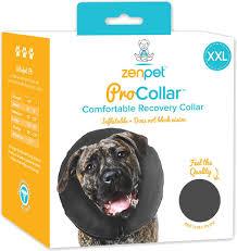 amazon com zenpet pro collar comfy pet e collar for dogs xx