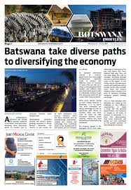 botswana profile by gazettebw issuu