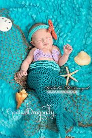 6 9 Month Halloween Costumes 6 9 Month Mermaid Halloween Costume Sitter Photo Prop