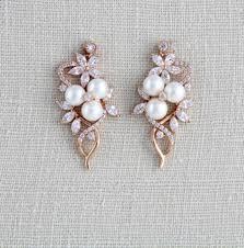 simple gold earrings bridal earrings gold earrings bridal jewelry pearl