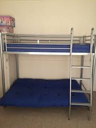 Jaybe Bunk Bed Jaybe Bunk Beds Jaybe Studio 3 Bunk With Desk And Mattress Bed