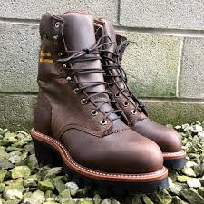 Are Logger Boots Comfortable Chippewa 9