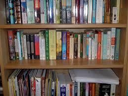 bookcase showcase stephanie burgis