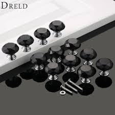 online buy wholesale black glass drawer pulls from china black
