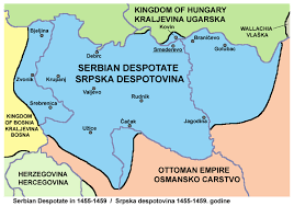Ottoman Empire Serbia Who Was The Last Serbian King Before With The Ottomans
