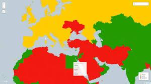 Us lifts egypt travel warning for christmas designates europe