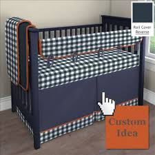 Plaid Crib Bedding Plaid Baby Bedding Plaid Crib Bedding Carousel Designs