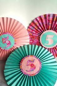 25 unique paper fan decorations ideas on diy paper