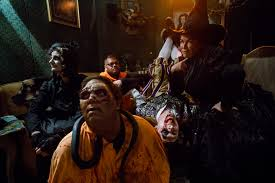 great america halloween haunt scary clowns zombies mazes