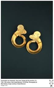 gold earrings philippines pre colonial philippine gold earrings search pre