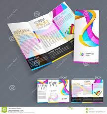 brochure template best samples templates