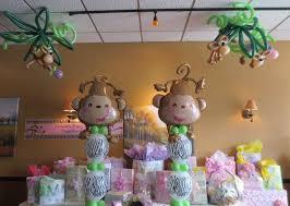 monkey baby shower decorations monkey ideas for baby shower best 20 monkey ba shower decorations