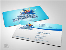 Fun Business Card Ideas 114 Elegant Playful Travel Business Card Designs For A Travel