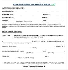 notarized letter how to find a mobile notary notarized letter of