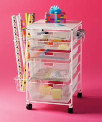 gift wrapping cart keep all your gift wrapping essentials neat accessible and in