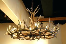 Deer Antler Ceiling Fan Light Kit Deer Antler Ceiling Fan Light Kit Chandeliers Chandelier Lights