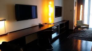 long desk for 2 2 tvs and long desk 1 tv didn t work picture of palms place