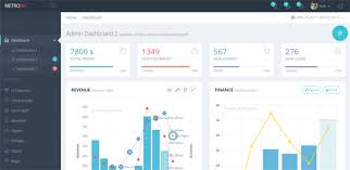 10 best bootstrap admin u0026 dashboard templates 2017 azmind