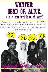 fundraising ideas for class reunions 129 best class reunions images on class reunion ideas