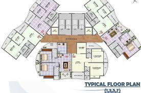 pentagon floor plan floor plan damji hari constructions pentagon heights at bhiwandi
