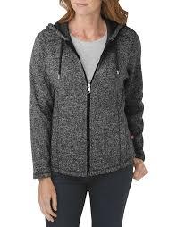 black sweater womens fleece hoodie for dickies