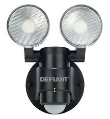 defiant led motion security light manual enormous defiant outdoor light motion security or degree white led d