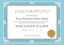 training certification template photographer cover letter sample