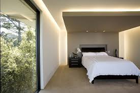 bedroom ceiling light bedroom contemporary with accent wall