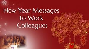 new year thank you messages to colleagues