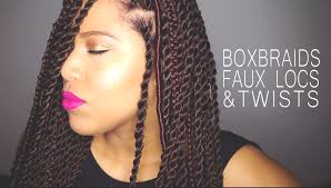 pictures of sister twists how to box braids faux locs twists on natural hair samantha
