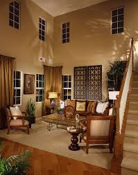 decorate two story living room wall in the world should i do with living