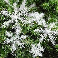 get cheap snowflake ornament aliexpress alibaba