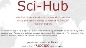 Sci Hub A Secret Link When Sci Hub Is Not Working Dec 11 Updated Novopro