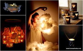 beautiful lamps easy diy beautiful shimmering luminaries and lamps ideas you