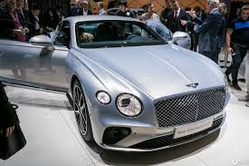 bentley malaysia 2017 bentley continental gt