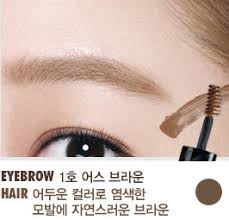 clio tattoo eyebrow pen clio tinted tattoo kill brow 002 soft brown 3 5g light brown