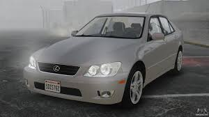 lexus is300 wallpaper lexus is300 for gta 4