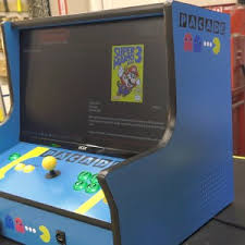 arcade cabinet plans pdf bartop arcade plans the arcade builders guild