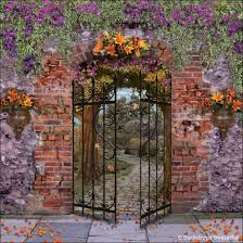 backdrops beautiful secret garden backdrop backdrops beautiful