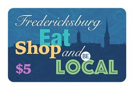 5 gift cards new fredericksburg downtown gift cards introduced fredericksburg