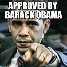 Barack Obama Meme - approved by barack obama pissed off obama meme on memegen