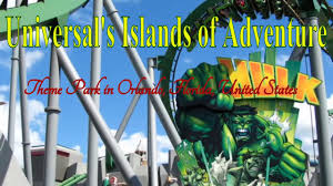 Adventure Island Orlando Map by Visiting Universal U0027s Islands Of Adventure Theme Park In Orlando