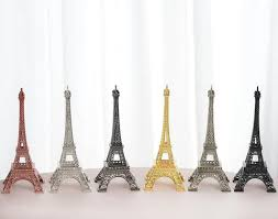 eiffel tower centerpiece treasured affection eiffel tower centerpiece 10 silver efavormart